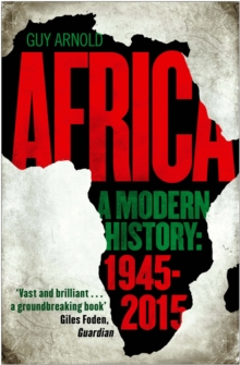 Africa: A Modern History, Paperback Book