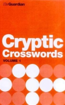 Guardian Book of Cryptic Crosswords, Paperback Book
