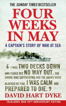 Four Weeks in May : A Captain's Story of War at Sea, Paperback Book