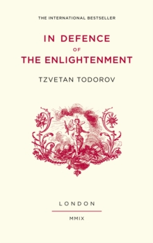 In Defence of the Enlightenment, Hardback Book