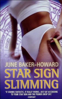 Star Sign Slimming, Paperback Book