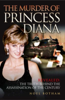 Murder of Princess Diana, Paperback Book