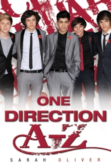 One Direction A-Z, Paperback Book