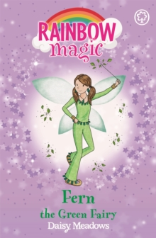 Rainbow Magic: Fern the Green Fairy : The Rainbow Fairies Book 4, Paperback / softback Book