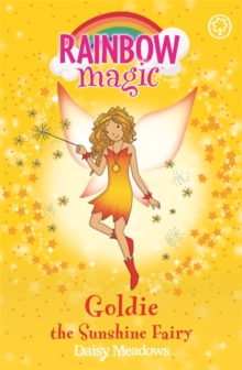 Rainbow Magic: Goldie The Sunshine Fairy : The Weather Fairies Book 4, Paperback / softback Book