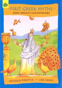 King Midas's Goldfingers, Paperback Book