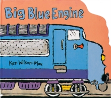 Big Blue Engine, Novelty book Book
