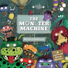 The Monster Machine, Paperback Book