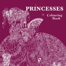 Princesses and Fairies Colouring Book, Paperback / softback Book