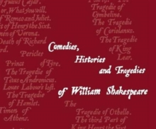 The Shakespeare Flipbook : Comedies, Histories and Tragedies of William Shakespeare, Paperback / softback Book