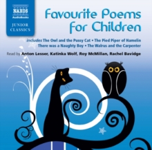 Favourite Poems for Children, CD-Audio Book