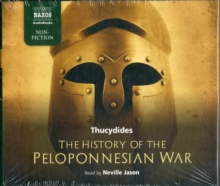 History of the Peloponnesian War, CD-Audio Book