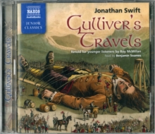 Gullivers Travels Retold for Younger Listeners, CD-Audio Book