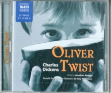 Oliver Twist: Retold for Younger Listeners, CD-Audio Book