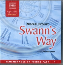 Swann's Way, CD-Audio Book