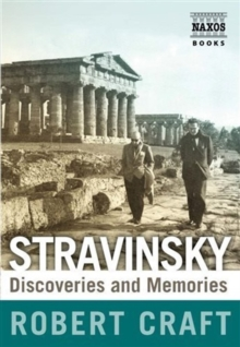 Stravinsky Discoveries and Memories, Mixed media product Book