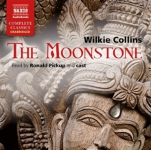 The Moonstone, CD-Audio Book