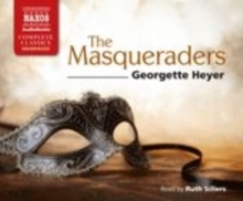 Masqueraders, CD-Audio Book