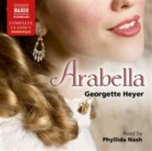 Arabella, CD-Audio Book