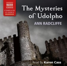 The Mysteries of Udolpho, CD-Audio Book