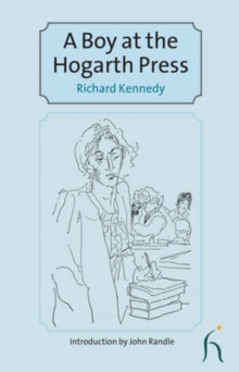A Boy at the Hogarth Press, Paperback Book