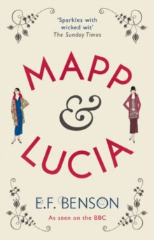 Mapp and Lucia, Paperback Book