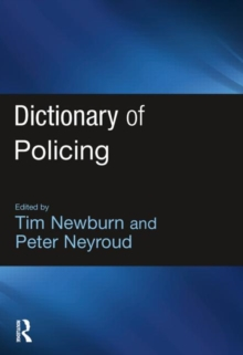 Dictionary of Policing, Paperback / softback Book
