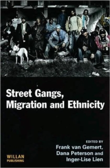 Street Gangs, Migration and Ethnicity, Hardback Book