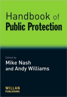 Handbook of Public Protection, Hardback Book