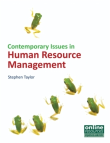 Contemporary Issues in Human Resource Management, Paperback Book