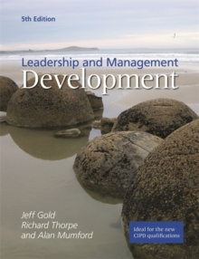 Leadership and Management Development, Paperback Book