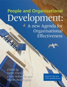 People and Organisational Development : A New Agenda for Organisational Effectiveness, Paperback Book