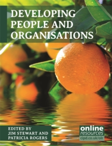 Developing People and Organisations, Paperback Book
