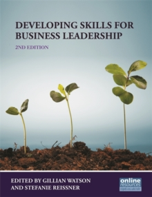 Developing Skills for Business Leadership, Paperback Book