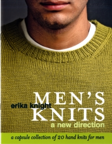 Men's Knits : A New Direction, Hardback Book
