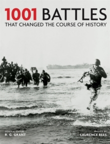 1001 Battles That Changed The Course of History, Paperback Book