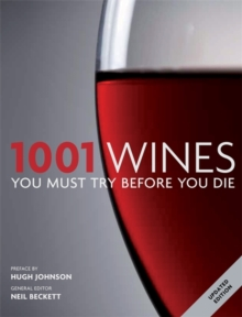 1001 Wines You Must Try Before You Die, Paperback / softback Book