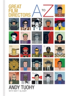 A-Z Great Film Directors, Hardback Book