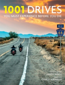 1001 Drives You Must Experience Before You Die, Paperback / softback Book