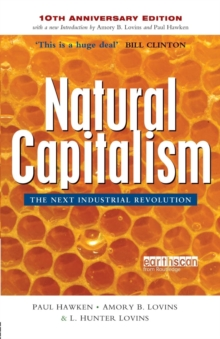 Natural Capitalism : The Next Industrial Revolution, Paperback Book