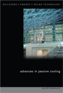 Advances in Passive Cooling, Hardback Book