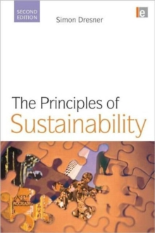 The Principles of Sustainability, Paperback Book