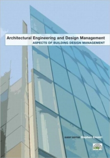 Aspects of Building Design Management, Paperback Book