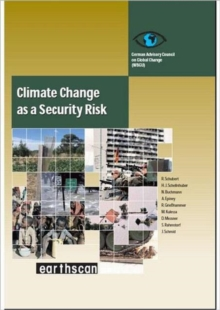 Climate Change as a Security Risk, Hardback Book