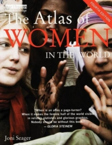 The Atlas of Women in the World, Paperback Book