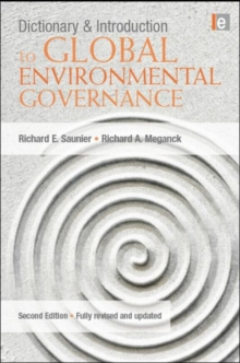 Dictionary and Introduction to Global Environmental Governance, Paperback / softback Book