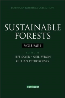 Sustainable Forests, Hardback Book