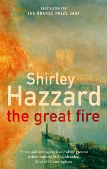The Great Fire, Paperback Book