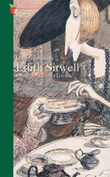 Selected Letters Of Edith Sitwell, Paperback / softback Book