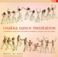 Chakra Dance Meditation, CD-Audio Book